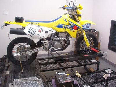 Suzuki DRZ400SM, DRZ400S -Picture Gallery Photo Gallery by