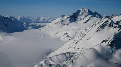 Snowside Mountain, NE Face <br> (MonarchIF021808-_255-1.jpg)