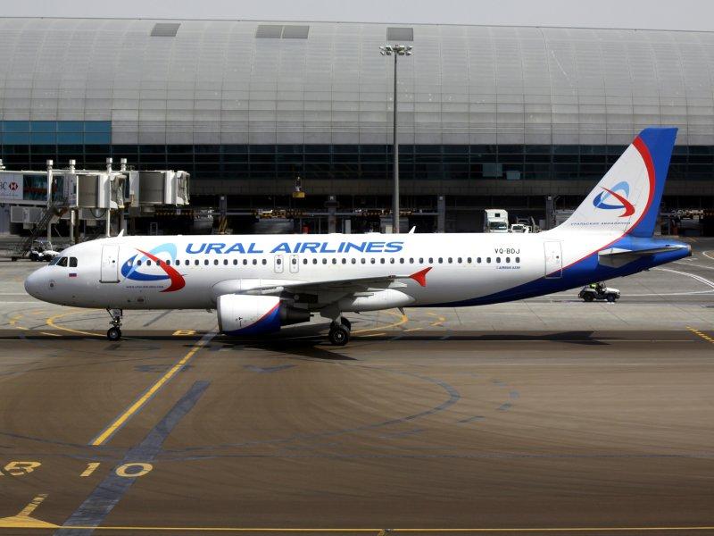 A320  UR-BDJ