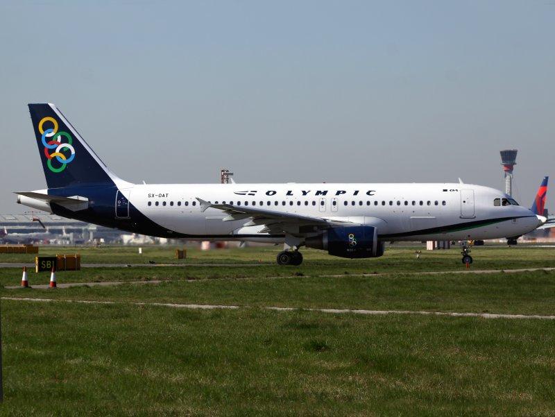 A320   SX-OAT