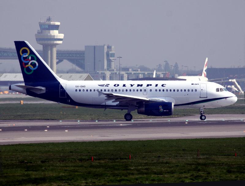 A319  SX-OAO