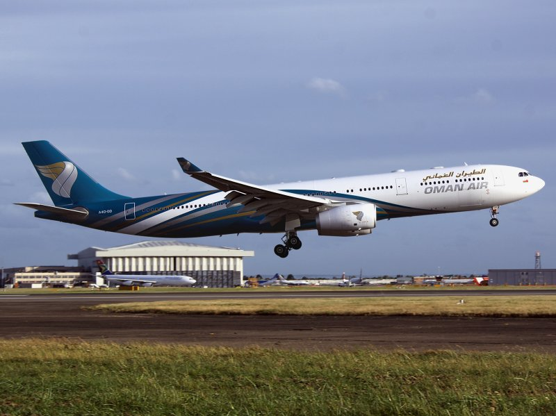 A330-300  A40-OD