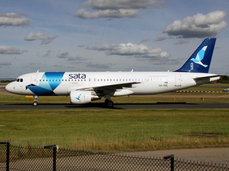 A320  CS-TKK