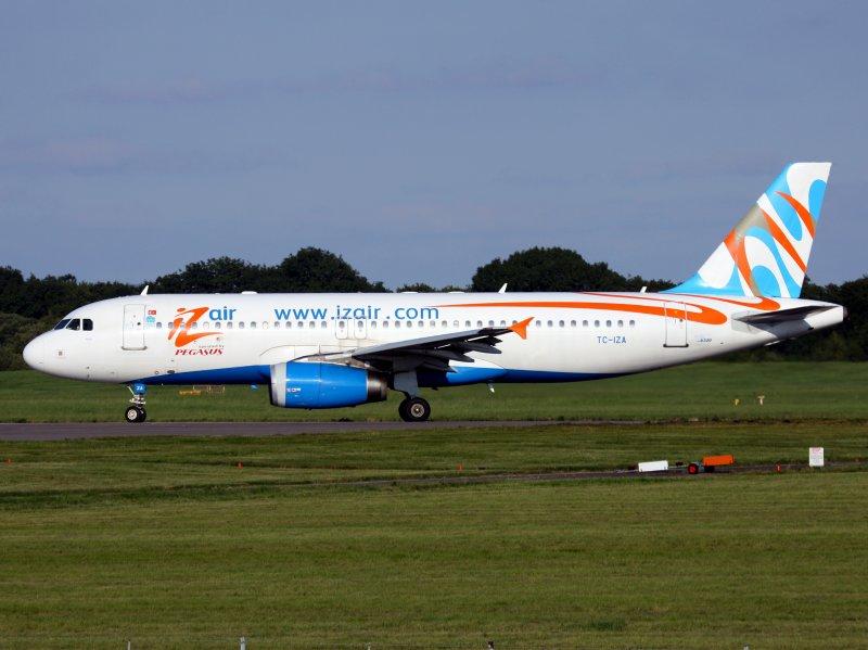A320   TC-IZA
