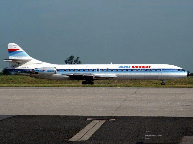 SE-210    F-GCVJ