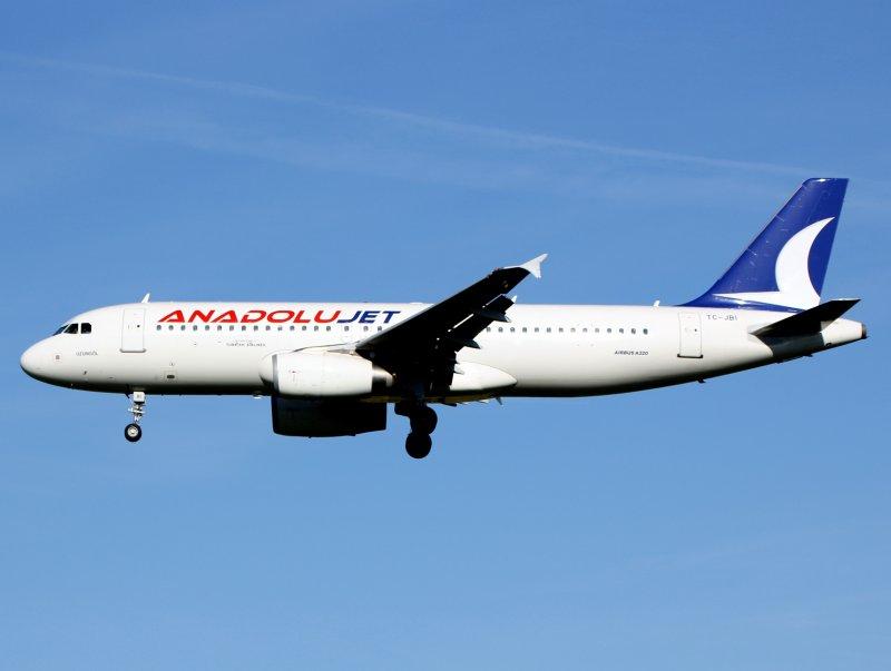 A320   TC-JBI