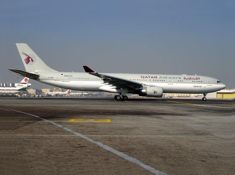 A330-300 A7-AEC