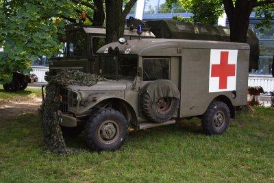 Dodge M43 Ambulance