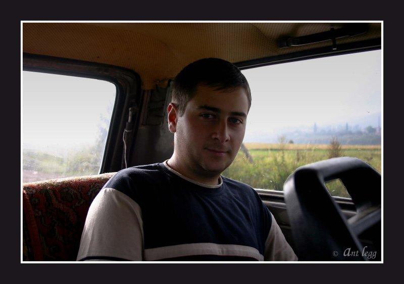 back seat passenger
