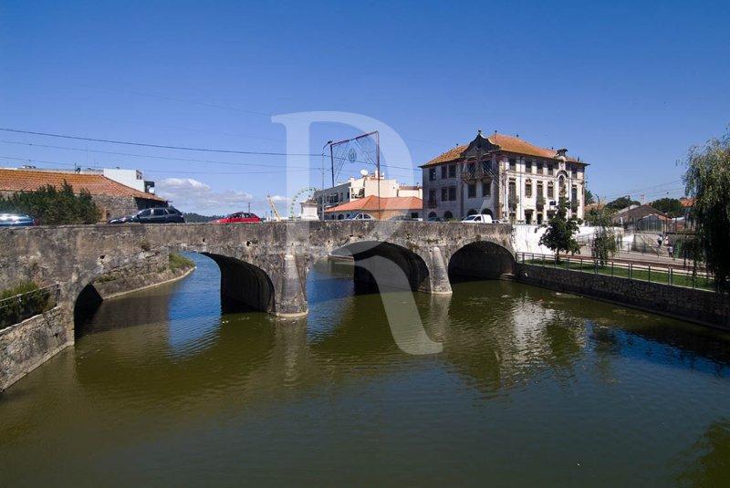 Ponte sobre o Rio Arunca (Engº Joaquim de Oliveira - 1795)