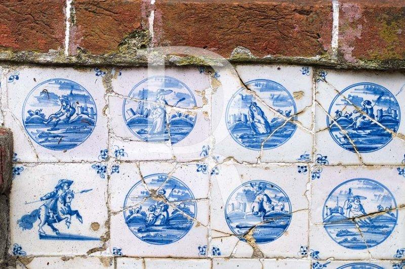 Os Azulejos do Palácio do Visc. de Sacavém
