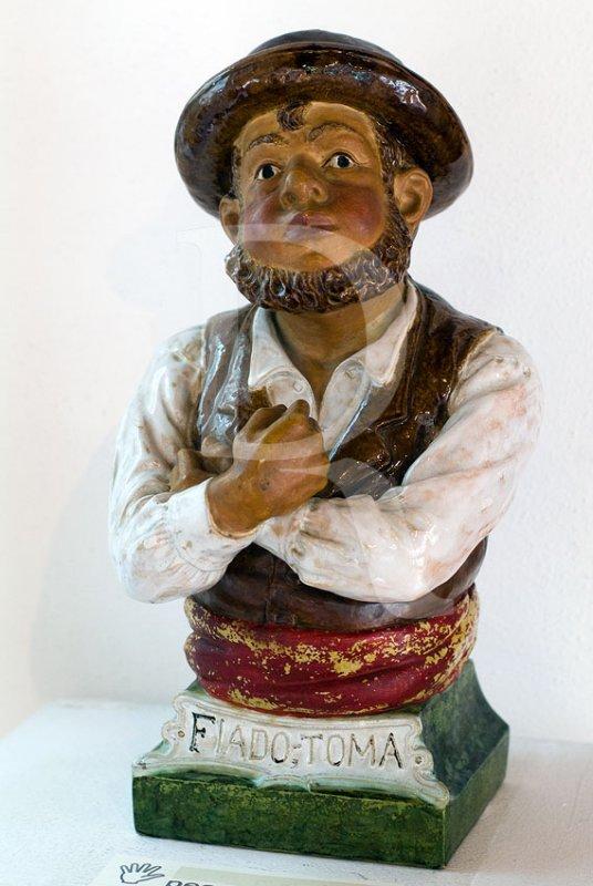 Depósito Aguardente. Zé Povinho - José Francisco Sousa, Herdeiros (1.ª década do séc. XX)