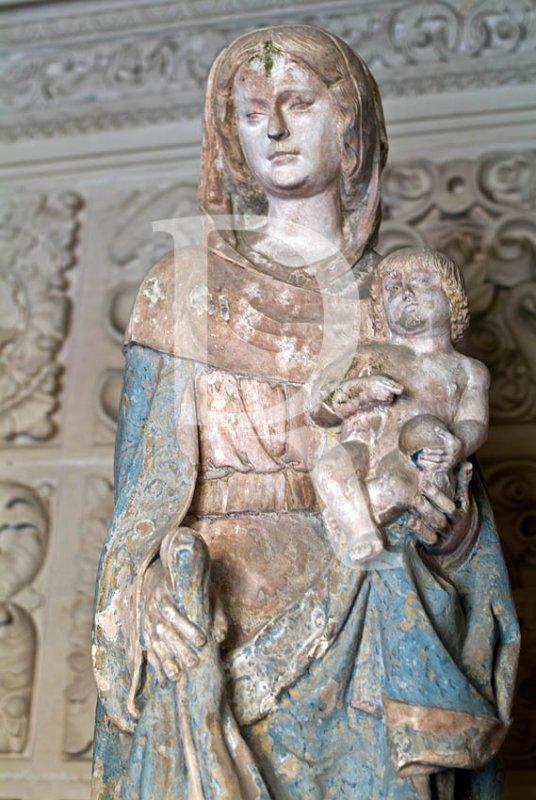 A Virgem do Claustro