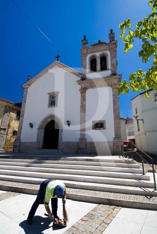 Igreja Paroquial de Pombal