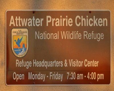 APCNWR Entrance Sign (2233)