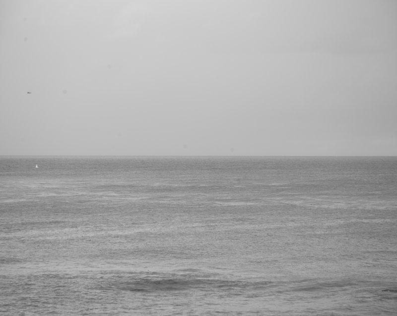 Pacific Ocean from LaJolla