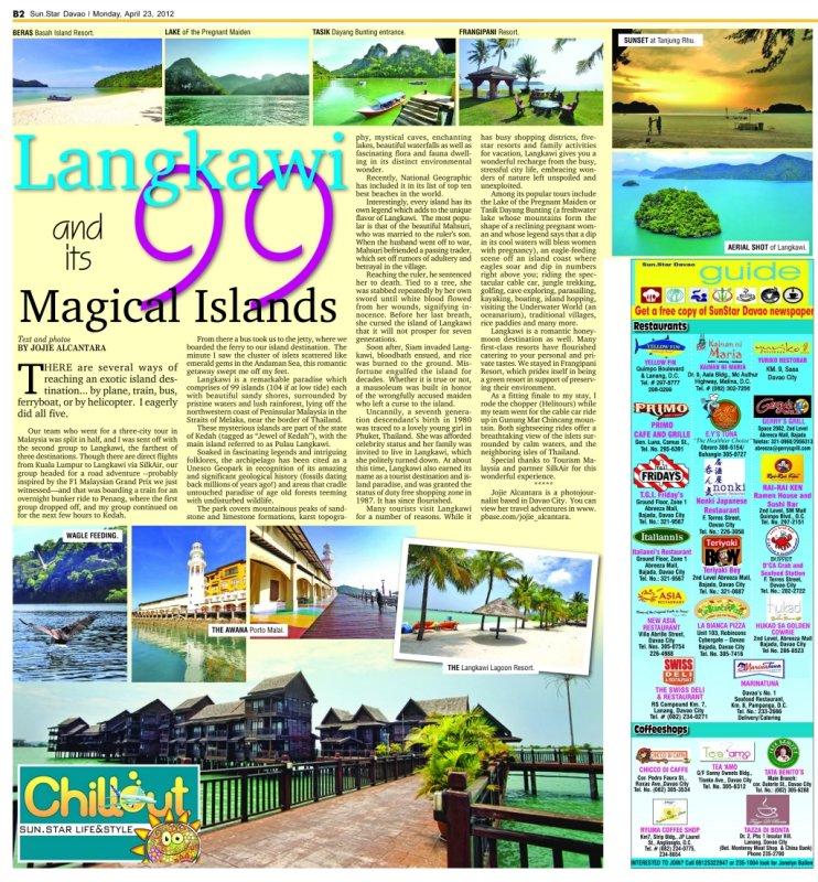 Langkawi and 99 Islands