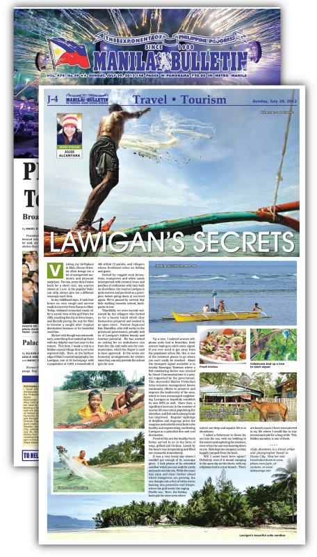 Secrets of Lawigan
