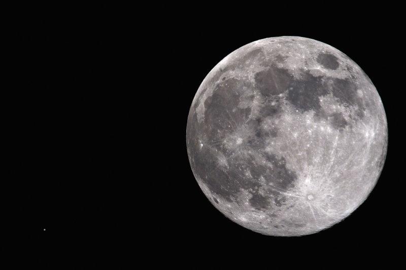 Moon Shadowed