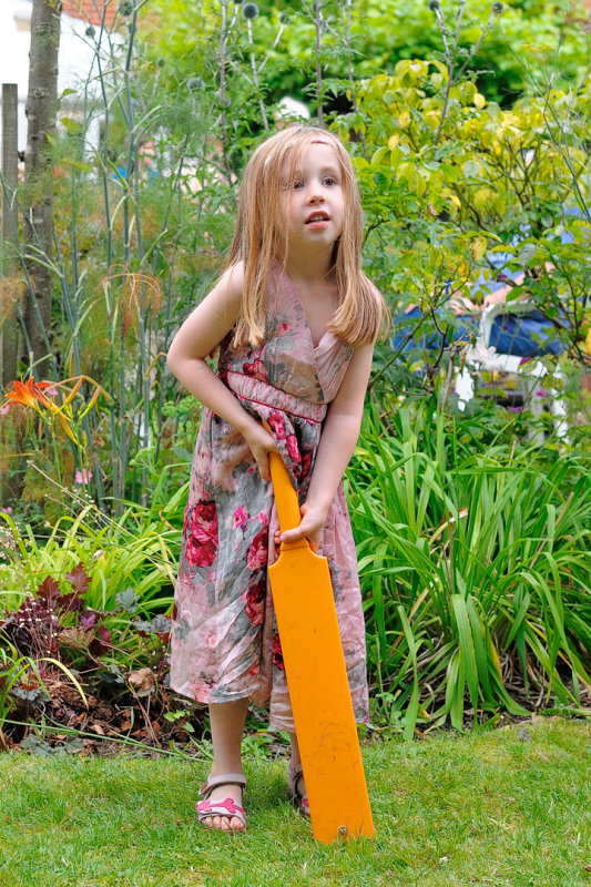 Orla - Cricketer (French)
