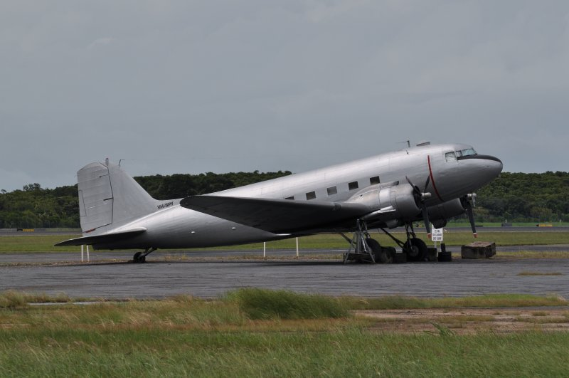 C-47 VH-SPY