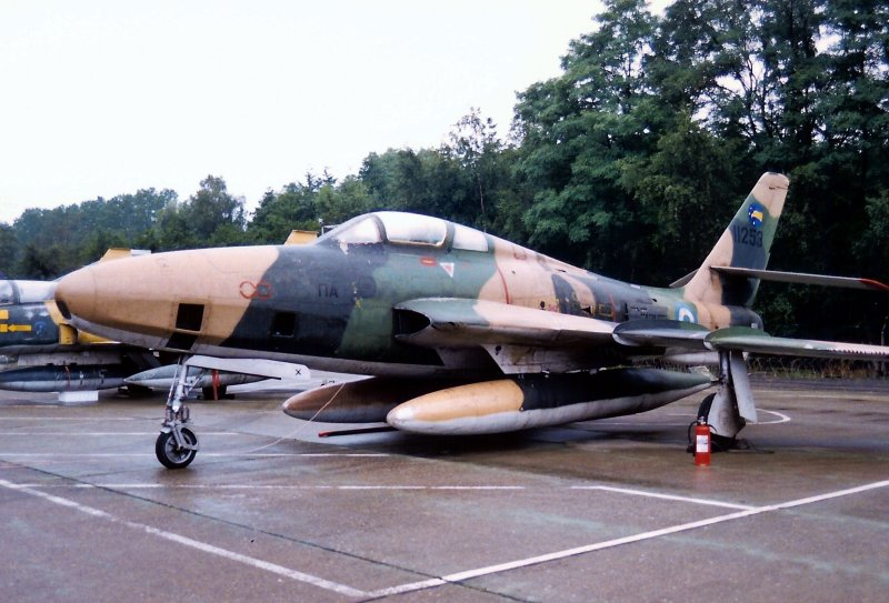 RF-84F 11253