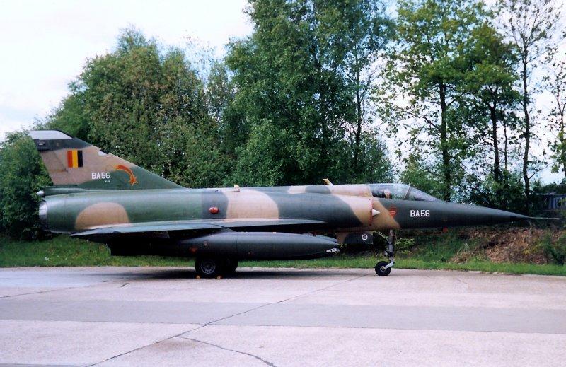 Mirage 5BA BA-56