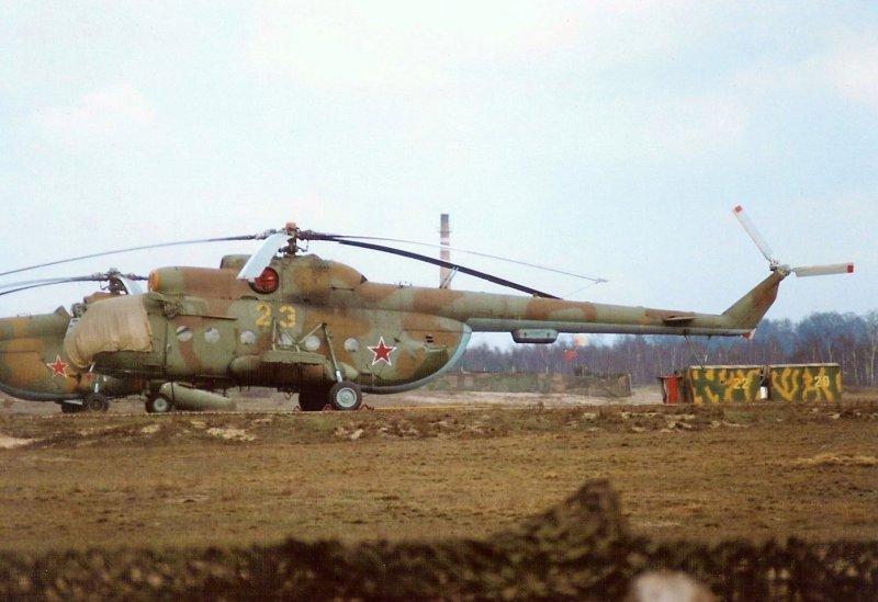Mil Mi-8TB 271865