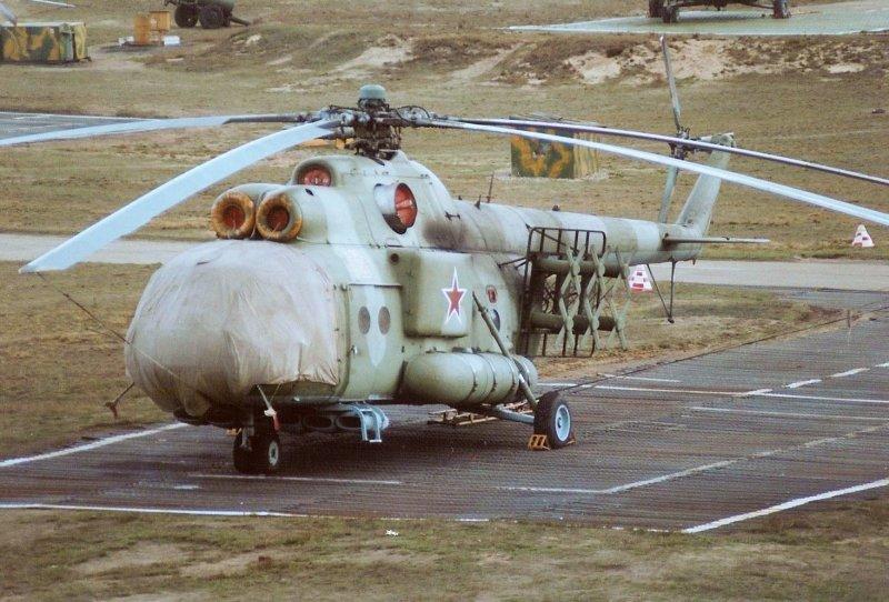 Mil Mi-8VPK 7601
