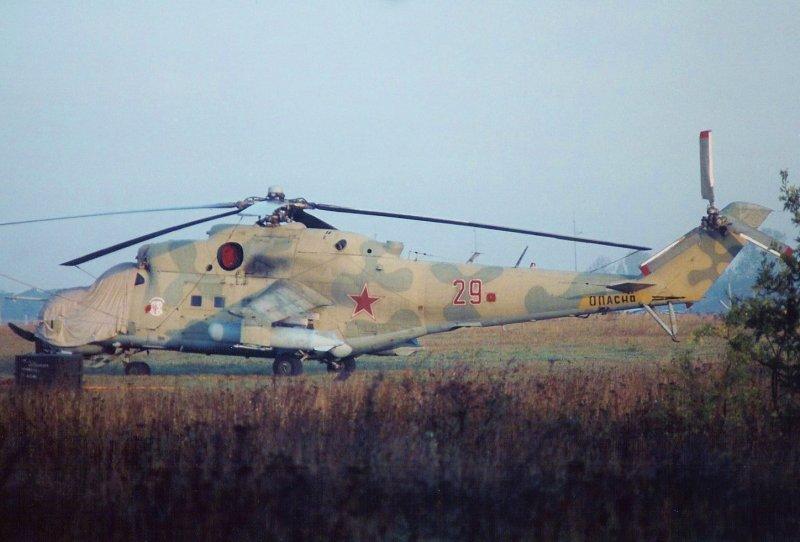 Mil Mi-24D 3532423218651