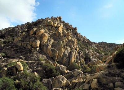 rock-pile