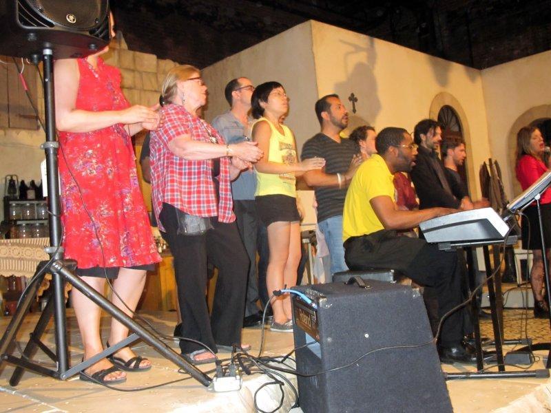 New York Theater Workshop