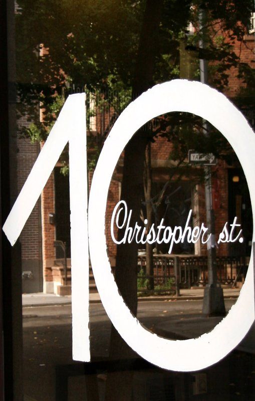 10 Christopher Street Entrance