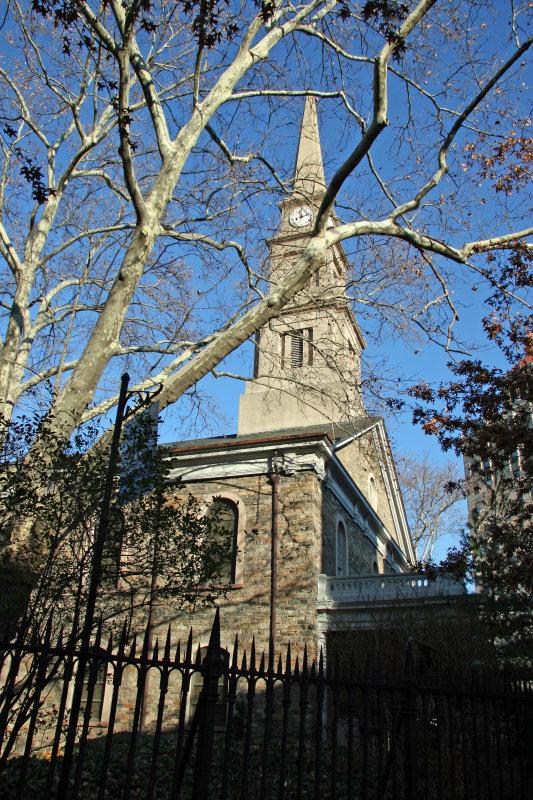 Saint Marks Church - Northeast View