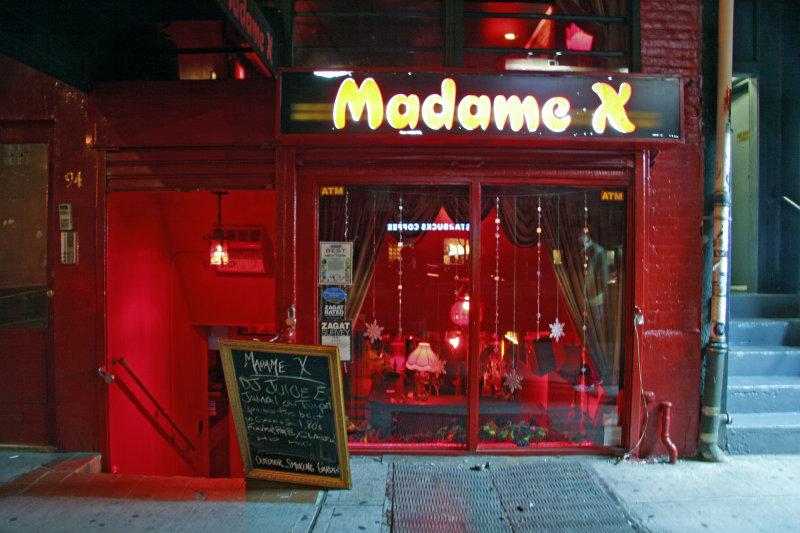 Madame X Nightclub
