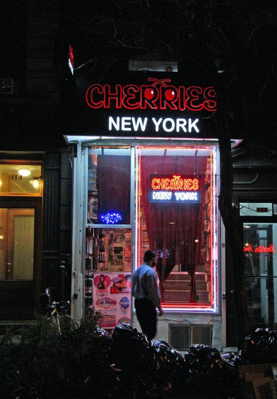 Cherries New York