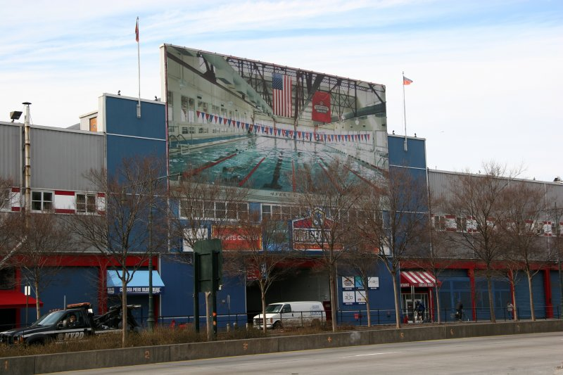 Chelsea Piers at 11th Avenue & 19th Street