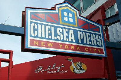 Chelsea Pier - Ruthys Bakery & Cafe