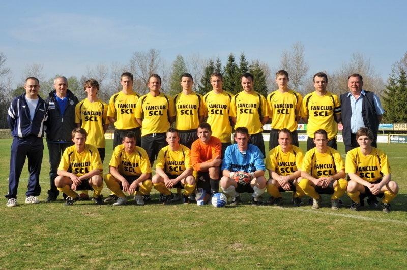 SCL Kampfmannschaft, 3. April 2011
