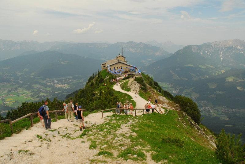 The Kehlsteinhaus