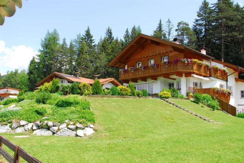 Beautiful houses in Seefeld