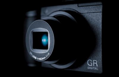 28 mm 1.9 lens - Ricoh GRD 3