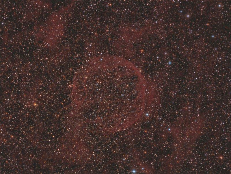 CTB1 - SNR in Cassiopeia (1021x768)