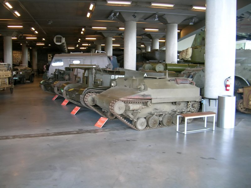 Recon tank