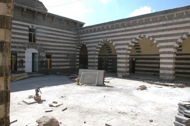 Diyarbakir Husrey Paşa Mosque 3049