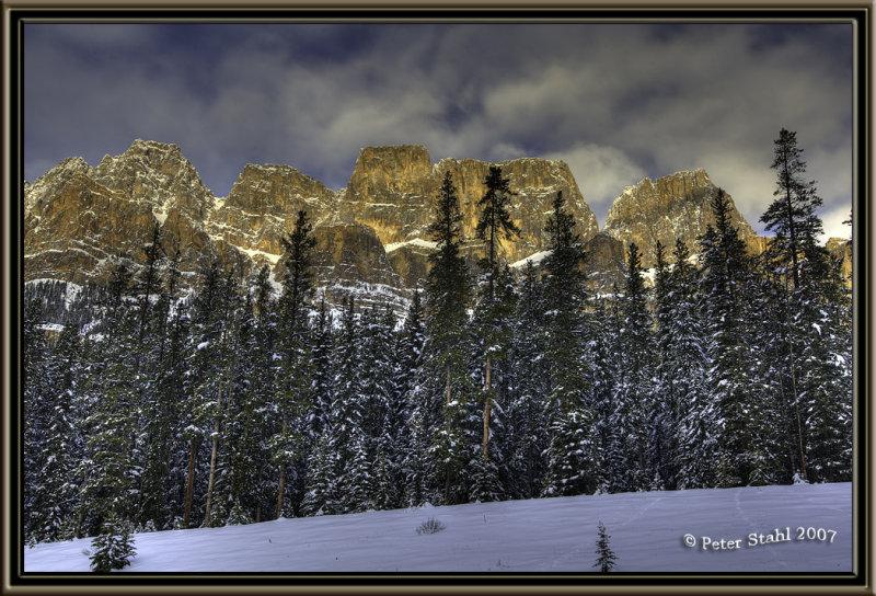 Castle mountain framed.jpg