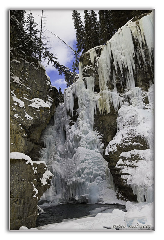 Johnston Canyon  Upper Canyon pg
