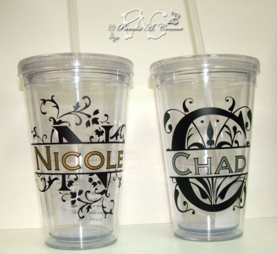 Check Out My Tumblers Splitcoaststampers