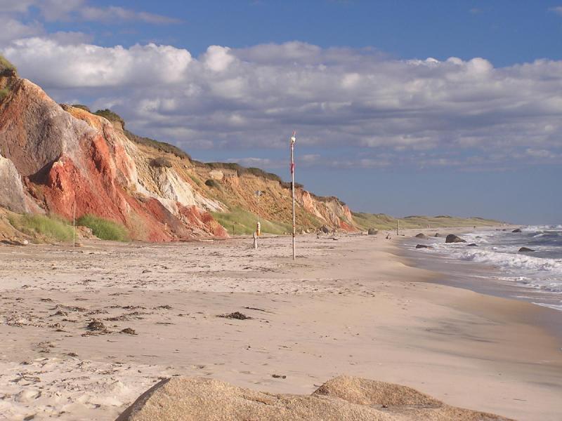 Moshup Beach, Massachusetts - Times of India Travel