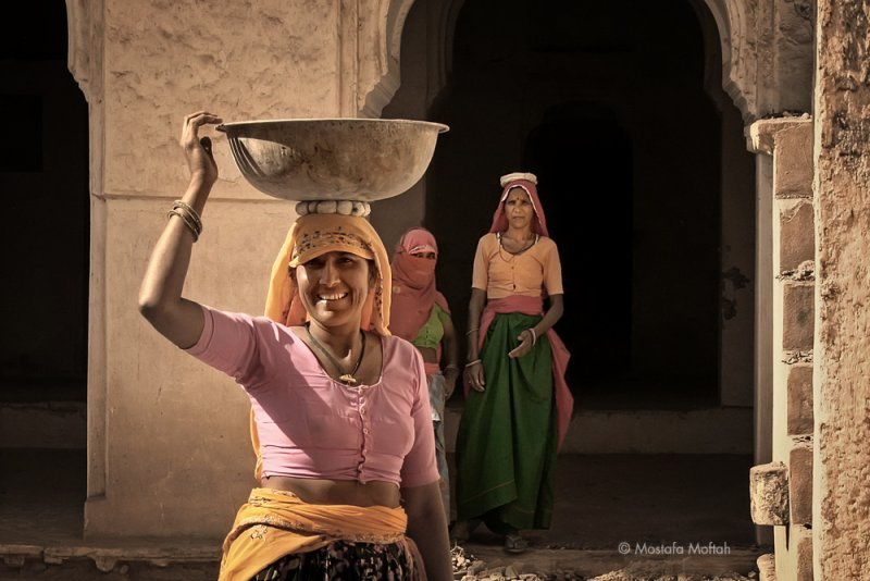 Workers - Jaipur, India